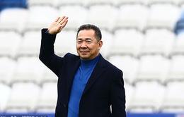 Sao Leicester City đồng loạt chia buồn với gia đình Chủ tịch Vichai