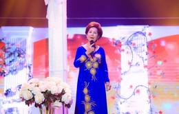 """Danh ca Phương Dung chinh phục khán giả với """"Những ngày hoa mộng"""""""