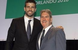 """Gerard Pique tự tin về khả năng thành công của Davis Cup """"phiên bản mới"""""""