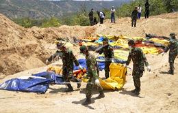 Indonesia nỗ lực ngăn chặn bùng phát dịch bệnh sau động đất, sóng thần