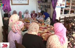 Mái nhà chung - Chỗ dựa tinh thần vững chắc cho bệnh nhân ung thư ở Maroc