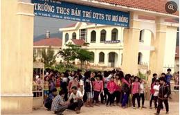 Ngành giáo dục Kon Tum thiếu 1800 giáo viên và người lao động