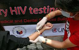 Nhiễm HIV mới tăng đáng kể ở Philippines