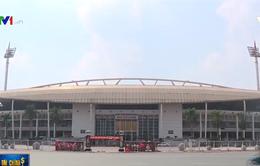 Khu Liên hiệp thể thao Quốc gia: Cần sớm tháo gỡ vướng mắc về khai thác quỹ đất