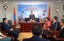 Doanh nghiệp Việt Nam - Mông Cổ ký kết hợp tác
