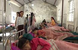 Hà Giang: 150 học sinh nhập viện nghi do ngộ độc thực phẩm