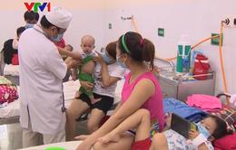 Chỉ 76% trẻ em tại TP.HCM tiêm phòng vaccine sởi