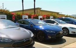Cổ phiếu Tesla phục hồi sau khi CEO Elon Musk chấp nhận nộp phạt