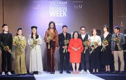 Tuần lễ thời trang quốc tế Việt Nam Thu - Đông 2018: Cuộc đua cho những thương hiệu thời trang Việt mới