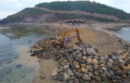 Khánh Hòa: Việc xử lý cán bộ để dự án lấn biển vẫn chưa hoàn thành