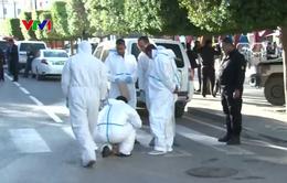 Đánh bom liều chết tại Tunisia, 9 người bị thương