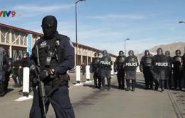 Mỹ tăng cường binh sĩ đến biên giới