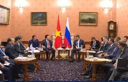 Việt Nam và Nga phấn đấu nâng kim ngạch thương mại lên 10 tỷ USD vào năm 2020