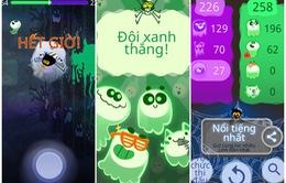 Mini game của Google trong ngày Halloween khiến giới trẻ phát sốt