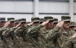 Mỹ có thể điều hàng nghìn binh sĩ tới biên giới Mỹ - Mexico