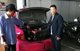 Thái Lan: Tài xế taxi trả lại 2 triệu Yen bỏ quên cho hành khách