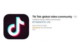 Công ty mẹ của ứng dụng TikTok trở thành startup giá trị nhất thế giới