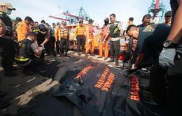 189 người trên máy bay JT-610 có thể đã thiệt mạng