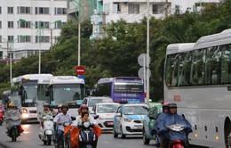 Tìm giải pháp giải quyết ùn tắc giao thông tại Nha Trang