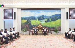 Mong muốn Việt Nam tiếp tục giúp Lào đào tạo cán bộ về công tác kiểm tra Đảng
