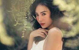 Diễn viên Thanh Hương để mặt tàn nhang hút ánh nhìn trong bộ ảnh mới