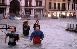 """Chùm ảnh: Choáng Venice những ngày """"phố cũng như sông"""""""