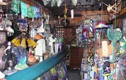 Cửa hàng đồ hóa trang lâu đời nhất tại New York