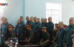 Bình Thuận xét xử sơ thẩm 30 đối tượng gây rối trật tự