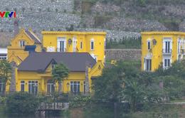Cưỡng chế các công trình vi phạm ở Sóc Sơn, Hà Nội