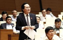 """Bộ trưởng Bộ GD&ĐT nêu 3 giải pháp """"bịt lỗ hổng"""" kỳ thi THPT Quốc gia"""