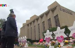 Nước Mỹ chia rẽ sau vụ xả súng tại nhà thờ Do Thái