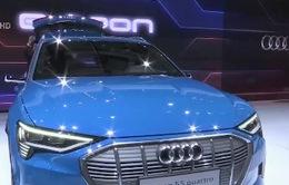 Xu hướng xe điện tại triển lãm Paris Motor Show