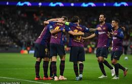 Kết quả UEFA Champions League sáng 04/10: PSG, Barcelona thắng ấn tượng