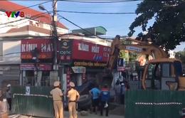 Thừa Thiên Huế: Mất an toàn tại nhiều dự án thi công dang dở