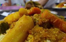 Couscous và cuộc cạnh tranh bên bàn ăn tại Bắc Phi
