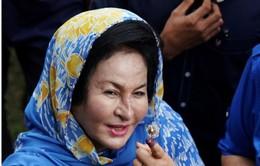 Tòa án Malaysia buộc tội vợ cựu Thủ tướng N.Razak rửa tiền
