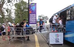 Công tác chuẩn bị trước ngày tranh tài ASIAN Para Games 3