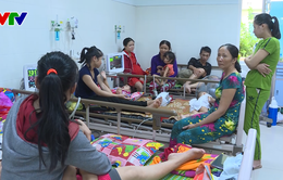 Quảng Ngãi: Hơn 1000 ca bệnh tay chân miệng