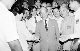 [INFOGRAPHIC] Nguyên Tổng Bí thư Đỗ Mười (1917-2018)