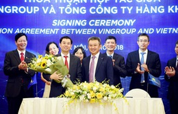 Vietnam Airlines và Vingroup thỏa thuận hợp tác