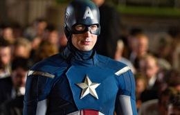 Chris Evans bất ngờ công bố từ bỏ vai diễn Captain America