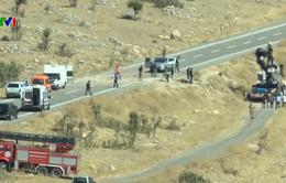Tấn công nhằm vào quân đội Thổ Nhĩ Kỳ, ít nhất 7 binh sĩ thiệt mạng