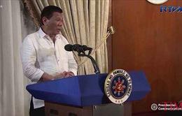 Tổng thống Philippines xác nhận đang có vấn đề về sức khỏe