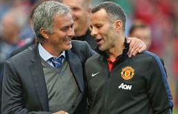 Giggs mong Man Utd đừng sa thải HLV Mourinho vì lý do này