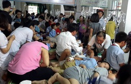Ninh Bình: Hàng loạt học sinh tiểu học nhập viện nghi ngộ độc thực phẩm