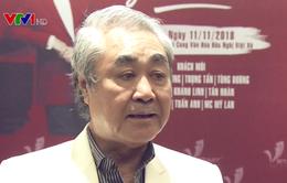 NSND Quang Thọ làm liveshow kỷ niệm chặng đường 50 năm ca hát