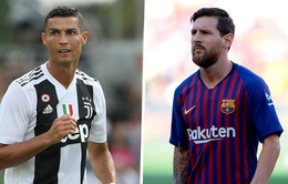 """Top 10 sao đắt giá nhất: Messi chưa phải là nhất, Ronaldo không """"có cửa"""""""