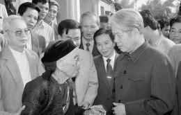 Đồng chí Đỗ Mười với ý tưởng tôn vinh Mẹ Việt Nam anh hùng
