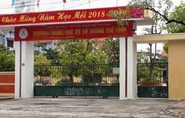 Bắt Phó phòng Cảnh sát kinh tế Công an Thái Bình dâm ô nữ sinh