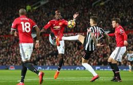 23h30 ngày 6/10, sân Old Trafford, vòng 8 Ngoại hạng Anh: Man Utd – Newcastle